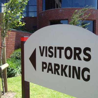 Business Park Way Finding